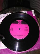 """The Kinks-TIRED OF WAITING.Vinyl 7""""45 rpm.Pye.vgc+"""