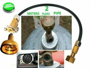 MINI HIDDEN LPG Filling Point to SHELL EUROPE Propane Bottle M10 DISH ADAPTER