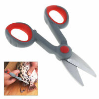 US Stainless Steel Fishing Pliers Scissors Braid Line Cutter Hook Remover Tool