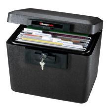 SentrySafe 0.61 Cu. Ft. Key Lock 30 Min. UL Fire Protection Document & File Safe