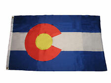3x5 State of Colorado Premium Quality Flag 3'x5' House Banner 2 Grommets