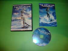 The Day After Tomorrow (DVD, 2005, Widescreen)