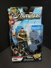 2012 Marvel Legends Movie Series The Avengers LOKI Walmart Exclusive figure NEW!
