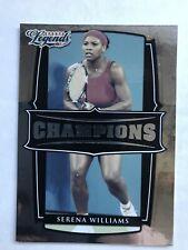 2008 Donruss Sports Legends Champions #17 Serena Williams 0910/1000