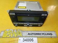 Radio / CD mit Navi    VW Golf 5 Plus 1,6 FSI  Blaupunkt 1K0 035 191 D  Nr.34006
