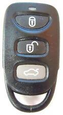 Hyundai Sonata keyless entry remote key fob OSLOKA-310T replacement keyfob phob