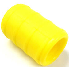 A10001Y 1/10 Scale RC Nitro Engine Silicone Joint Coupling Pipe Yellow 35mm x 1
