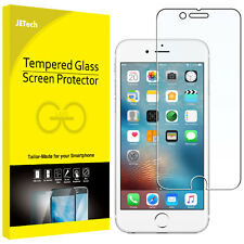 JETech Screen Protector for iPhone 6s Plus and iPhone 6 Plus Tempered Glass Film