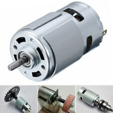 1x GW600 DC 12V//24V Turbo Worm motor de engranajes SINGLE//doble eje 5-100 Rpm Para Robot