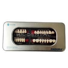M32 Large Dental Teeth False Tooth A2 color 28 Pcs Endura POSTERIO SHOFU