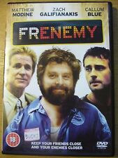 Frenemy [DVD] - Zach Galifianakis; Matthew Modine; Callum Blue - Brand New