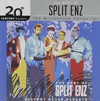 Split Enz - History Never Repeats: The Best of Split Enz [CD]