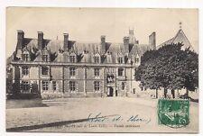 blois  le château  ,la façade françois 1er