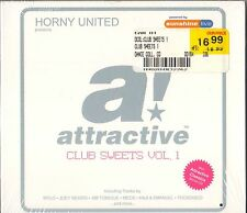 Attractive: Club Sweets, Vol. 1  Various Artists 2006, 2 Discs, ZYX Music
