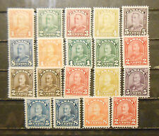 small lot Canada King Edward stamp mint OG hinged VF