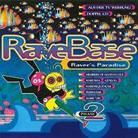 Rave Base 2 (1994) Perplexer, Marusha, Andreas Dorau, Paul van Dyk, Pec.. [2 CD]