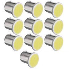 10Pcs LED 1157 BAY15D 12 SMD COB Car Brake Parking Light Bulb White DC 12V
