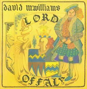 David McWilliams - Lord Offaly    NEW cd