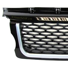 Black 2010 Autobiography style front grille for Range Rover SPORT 05-09
