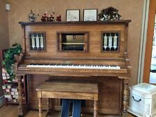 Schaffer& Sons Player Piano   in like new condition