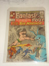 FANTASTIC FOUR #33 VG- (3.5) SUB-MARINER DECEMBER 1964 JACK KIRBY*