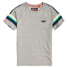 T shirts gris Superdry pour homme | eBay