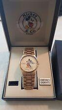 Vintage Disney Men's Seiko Mickey Mouse Watch