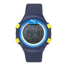 Reloj PUMA reloj de pulsera unisex Faas 100 S Digital pu911261002 Azul