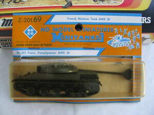 roco minitanks- AMX30- French