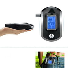 ALC Smart Breath Alcohol Tester Digital LCD Breathalyzer Analyzer AT6000 ST US
