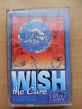 MC / Cassette    -   The Cure - Wish