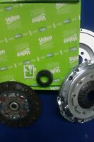 FOR VW GOLF MKV 5 2.0 FSI VALEO CLUTCH KIT AND SOLID FLYWHEEL