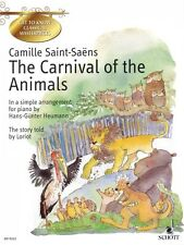 Carnival of the Animals Sheet Music Get to Know Classical Masterpieces 049008341