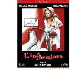 URSULA ANDRESS-L'INFERMIERA/SECRETS OF A SENSUOUS NURSE-SEXY COMEDY-NEW DVD