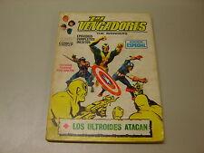 LOS VENGADORES vol 1 - nº 16 (vértice)