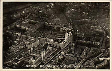 South Kensington from the Air by Aircraft Manufacturing Co. # 527.