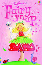 Usborne Fairy Snap Cards - New