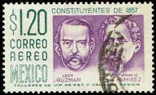 Scott # C237 - 1956 - ' Leon Guzman & Ignacio Ramirez '