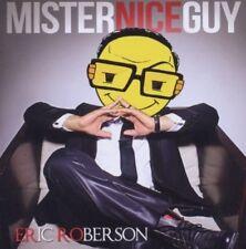 ERIC ROBERSON - MR NICE GUY  CD NEW+