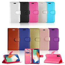 FOR SAMSUNG GALAXY A51 & MORE BOOK FLIP PU LEATHER PHONE CARD SLOTS CASE COVER