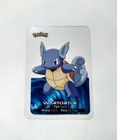 008 Wartortle POKEMON Lamincards Collection 2005 EDIBAS Español