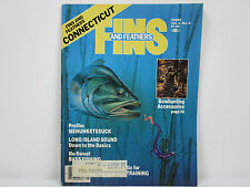 Fins And Feathers Connecticut Magazine Vol 4 No 5