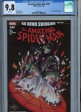 AMAZING SPIDER-MAN #797 ALEX ROSS COVER CGC 9.8 1ST PRINT