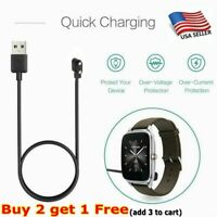 2 Pins Universal USB Data Charging Cable Magnetic Charging Cable for Smart Watch