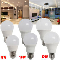 3x High Power 8W 10W 12W E26 A19 A21 LED SMDs Globe Bulb Light  Lamp 40W 60W 80W