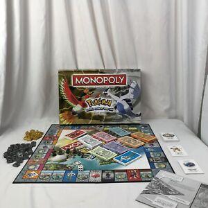 Monopoly Pokemon Johto Edition Board Game Hasbro