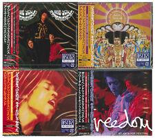JIMI HENDRIX EXPERIENCE-4 TITLES-JAPAN BLUE SPEC CD2 336