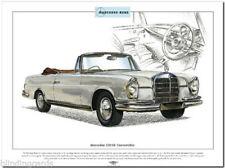 Manuales de coches papeles Mercedes-Benz
