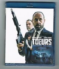 TUEURS - OLIVIER GOURMET & BOULI LANNERS - 2018 - BLU-RAY - NEUF NEW
