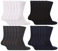 6 Pair Pack Boys Girls Back to School Ankle Socks Black,Grey,Navy,White